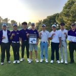 Boys Golf Places Second In Division