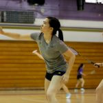 Badminton Competes In SoCal Regional