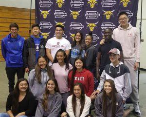 Athletics Scholarship Luncheon 2019