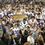 Football Wins 2019 Branding Iron Game