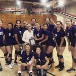JV Volleyball Places 2nd In Ayala Tournament