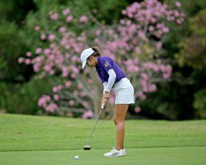Girls Golf Versus Mira Coasta Mustangs 2019