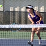 Girls Tennis Versus Mira Costa 2019