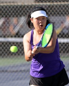 Girls Tennis Versus Mira Costa 2019