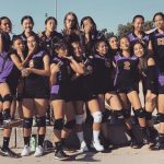 Frosh & JV Volleyball Finish Undefeated