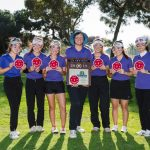 Girls Golf Wins CIF Southern Divisional
