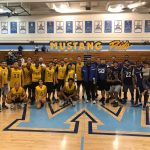 Annual Staff Basketball Game A Success