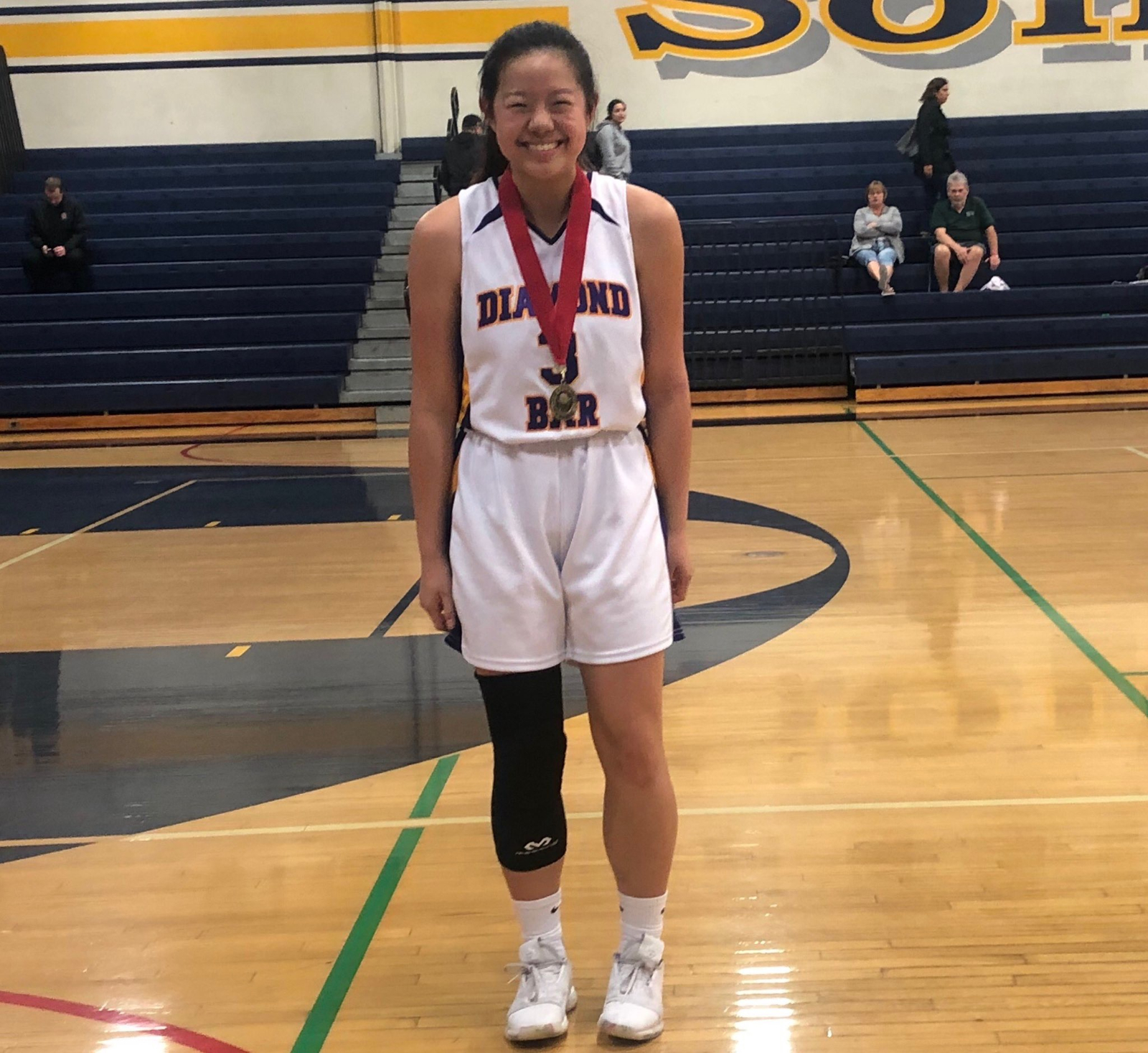 Gizelle Lien Earns All-Tournament Honors