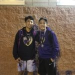 Wong Brothers Place In Wrestling Tournament