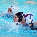Girls Water Polo - January 2020