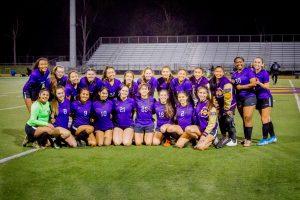 CIF 1st Round – Girls Soccer vs Eastside HS