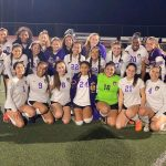Girls Soccer Wins 2nd Round CIF-SS Match
