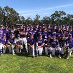 Varsity Baseball Beats Alumni