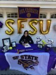 Alexis Martinez Signs With SF State