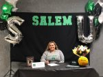 Victoria Madrigal Joins Salem Univ Water Polo