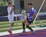 Varsity Boys Soccer vs Rowland 4-16-21