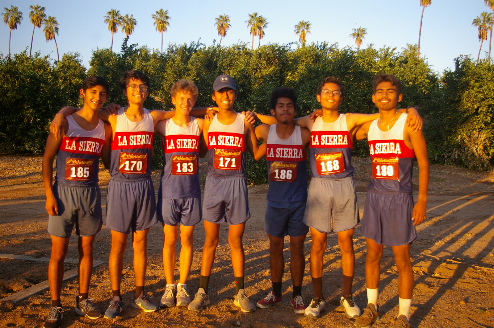 Cross Country League Finals 2019