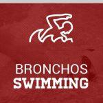Boys Varsity Swimming finishes 1st place at Meet @ Kearsley High School
