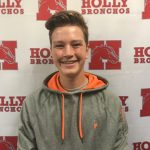 Congratulations Wyatt Caldwell … State Bank Athlete of the Week for Tennis