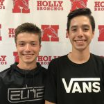 Congratulations State Bank Athlete of the Week for Tennis … Brendan Kreft & Trey Ridgway!