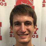 Congratulations Ian Haubert – Tennis Athlete of the Week!