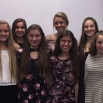 Girls Cross Country Banquet Highlights