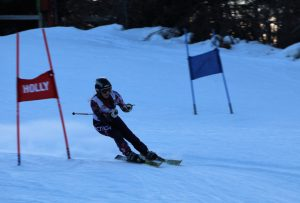 1st Ski Meet – Holly/Oxford Defeats Fenton/Linden