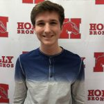Braden Wilson – State Bank Athlete of the Week for Bowling