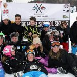 MHSAA Division 1 Region 1 Holly/Oxford Ski Results + Photo Gallery