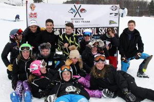 Holly / Oxford Ski Team – Regional Meet