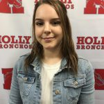Ashley Grugel – Athlete of the Week for Competitive Cheer