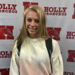 Congratulations Payton Price … State Bank Athlete of the Week (4/23-4/29) for Soccer