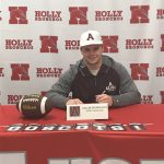 Collin DeGriselles to play Football for Alma College!