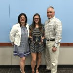 Sami Hild chosen Kiwanis Club of Flint ATHLETE of the MONTH!