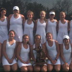 Tennis REGIONAL Champions!