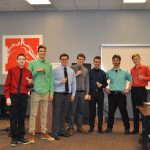 Boys Swim and Dive Team Banquet Highlights