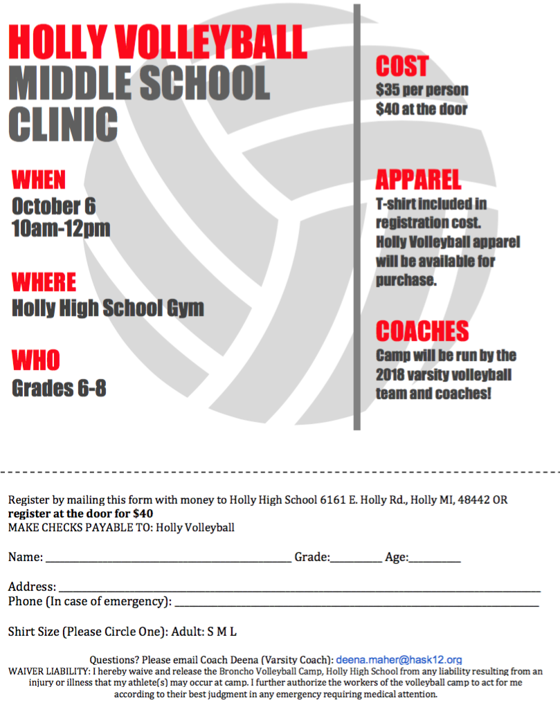 VB Clinic for MS students