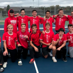 Boys Tennis Team Finishes 2nd in Regional; Qualifies for the MHSAA State Finals!