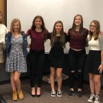 Girls Cross Country Team Banquet Highlights