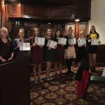 Girls Swim Banquet Highlights