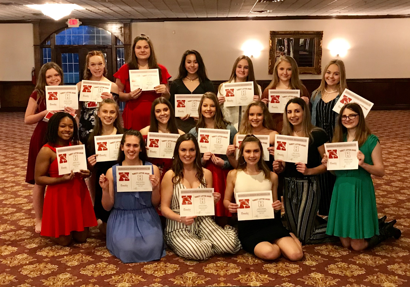Competitive Cheer Banquet
