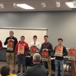 Wrestling Banquet Highlights