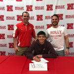 Jose Vivanco … Cross Country at University of Arkansas at Little Rock