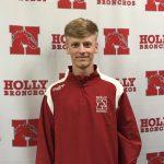 Congrats State Bank Athlete of the Week – Nolan Jenkinson!!!