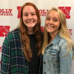 State Bank Athlete of the Week for Tennis … Weeder & Lesch!
