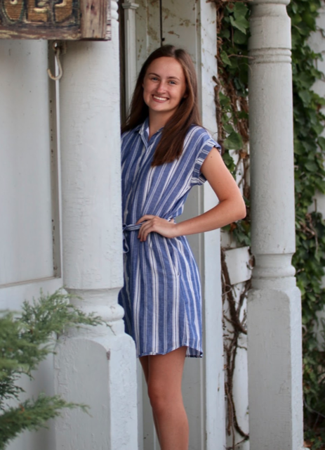 Kate Brown — October FML Kiwanis Athlete of the Month