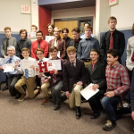 Boys Cross Country Banquet Highlights
