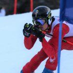 Holly Oxford Ski Team Boys Varsity wins Giant Slalom meet against Flushing 23-71