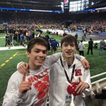 Nate Young and Jacob Gonzales — MHSAA State Champions!!!