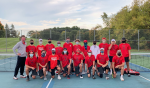 Holly Boys Tennis Become FML League Champs With Win Over Fenton!